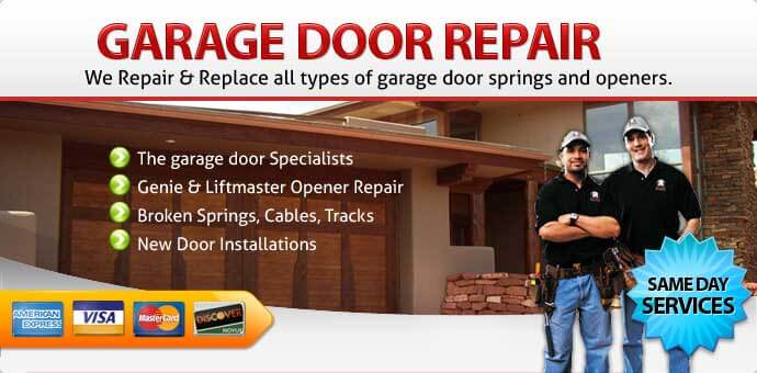 Garage Door Repair San Mateo CA
